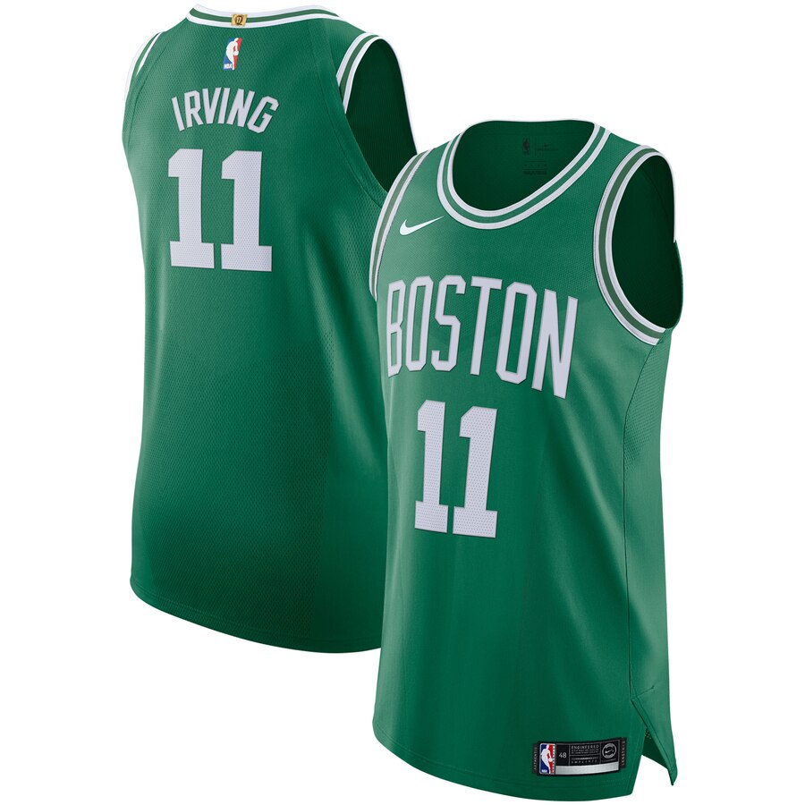 Regata NBA Boston Celtics Verde 11 (Kyrie Irving)