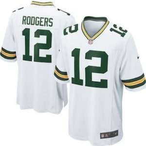 jersey branca green bay packers