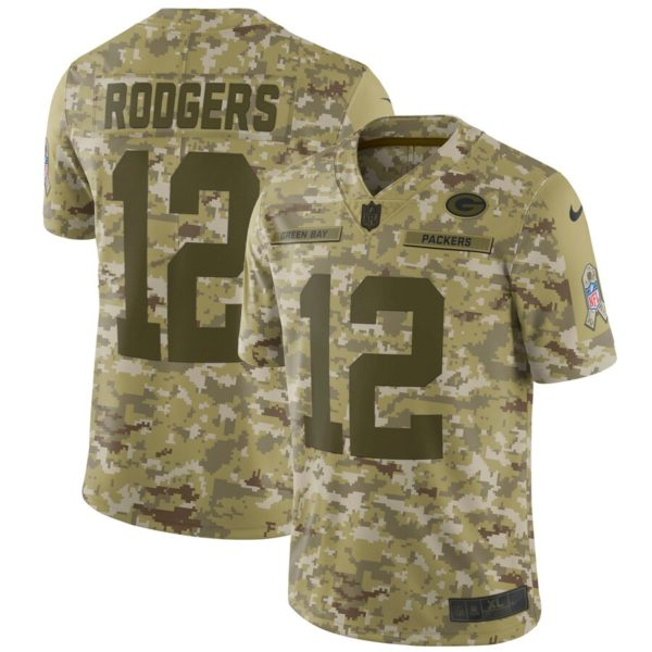 jersey military green bay packers