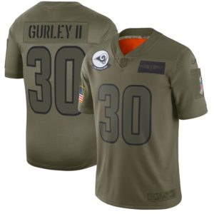jersey military los angeles rams