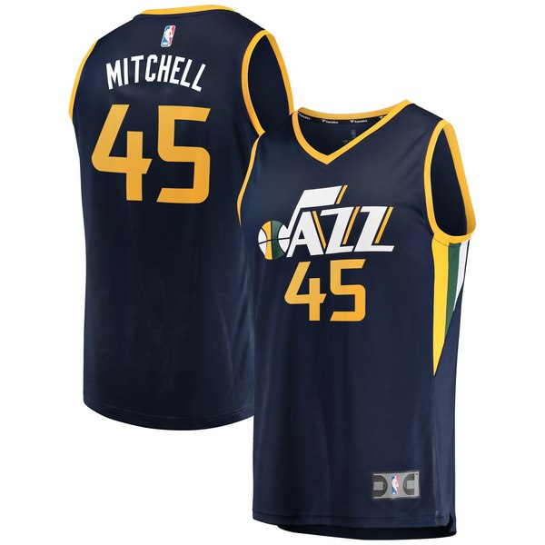 regata azul utah jazz